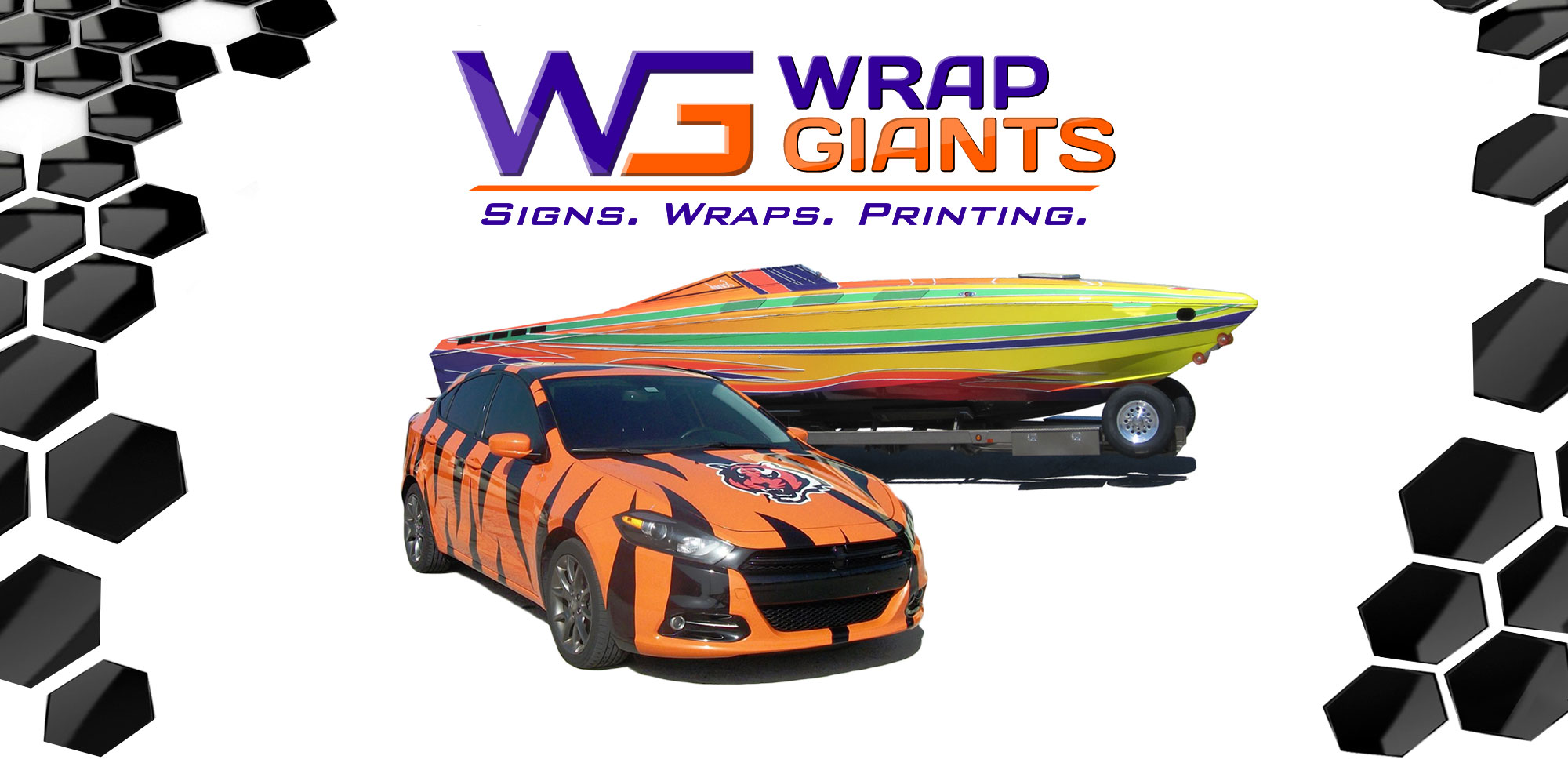 Wrap Giants Advertising, Brevard FL Car Wraps, Truck Wraps